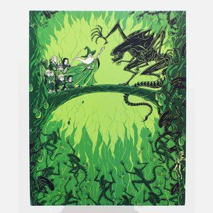 LOTR x Alien 8x10 Exclusive Collector Print